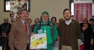Presentación de la campaña Navidad con juguetes, con Jorge Morillo / Fundomar