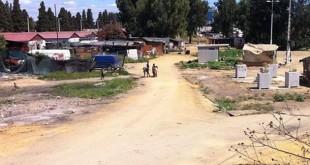 Asentamiento chabolista de El Vacie