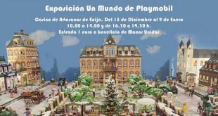 Exposición de Playmobil en Écija