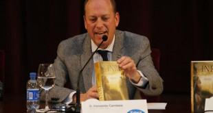 El periodista Fernando Carrasco / Raúl Doblado