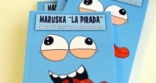 «Maruska la pirada» servirá para financiar becas de comedor escolar