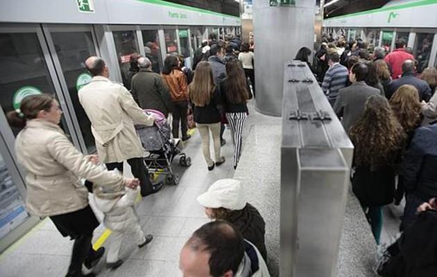 Estación de metro de Puerta Jerez / josé Galiana