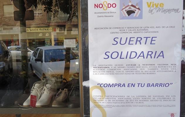 Suerte Solidaria en la Macarena