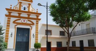 Capilla de la Amargura, en cuya casa hermandad se hará la colecta el miércoles / L.M.