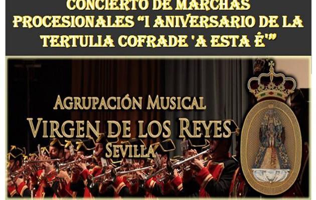 Concierto de la Agrupación Musical Virgen de los Reyes