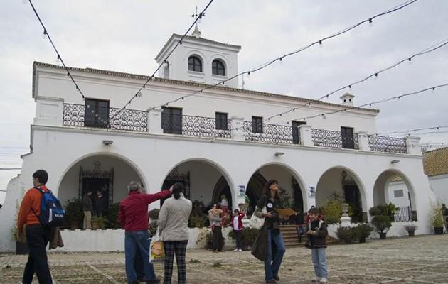 El Cortijo del Alamillo también acoge cada año actividades del Día Mundial de las Enfermedades Raras / Gogo Lobato