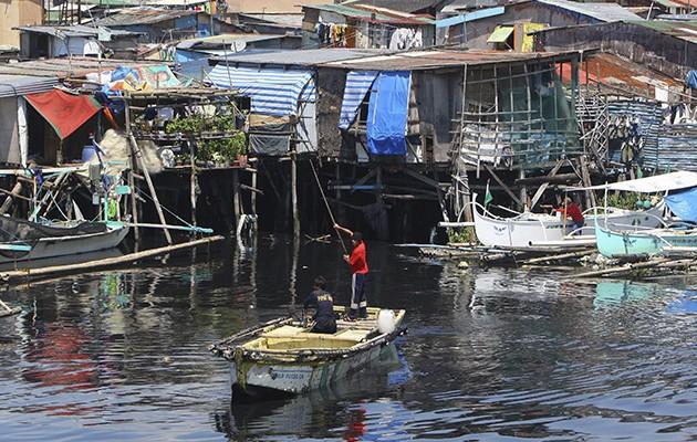 El tifón ha devastado algunas de las zonas más vulnerables y pobres de Filipinas / EFE