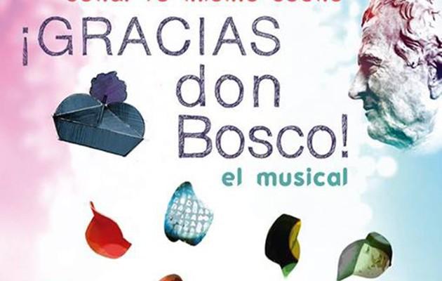 Presentación musica sobre la vida de San Juan Bosco