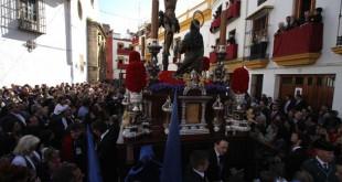 La Hiniesta el Domingo de Ramos / Rocío Ruz