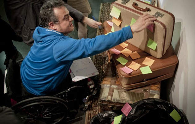 Imagen de la V Jornada sobre la Inclusión Social y la Educación en las Artes Escénicas / Inaem