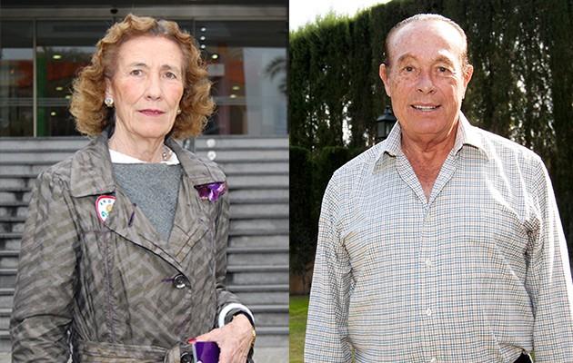 María Luisa Guardiola y Curro Romero