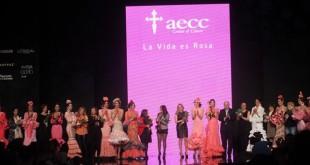El desfile benéfico de 2013 recaudó más de 6.000 euros para AECC / Rocío Ruz