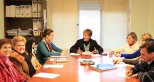 El Ayuntamiento rinconero se reúne con las asociaciones de Cáritas