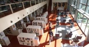 Sala de lectura de la Biblioteca Infanta Elena / ABC