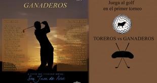 I Torneo de Golf Toreros VS Ganaderos