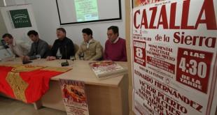 Un momento de la presentación del festival / Rocío Ruz