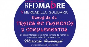 V Mercadillo de trajes de flamenca y complementos