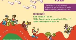 I Carrera Solidaria «Deja tu huella» de Intered