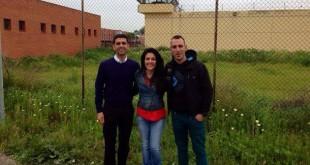 Asociaciones organizan el primer duatlón «intramuros» en Sevilla 1