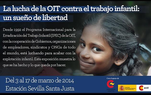 La lucha de la OIT contra el trabajo infantil: un sueño de libertad