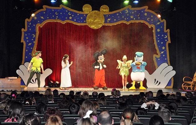 Espectáculo «Una primavera mágica con Mickey y sus amigos»