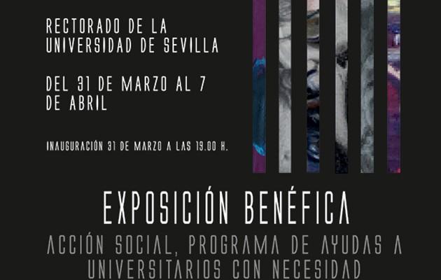 Exposición benéfica de la Hermandad de los Estudiantes