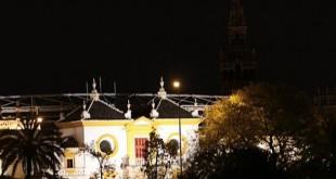 La Giralda también estuvo apagada el año pasado por La Hora del Planeta / José Galiana