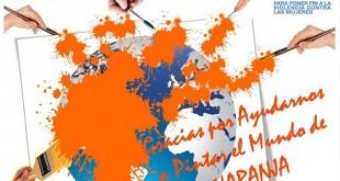 Pintemos el mundo de naranja