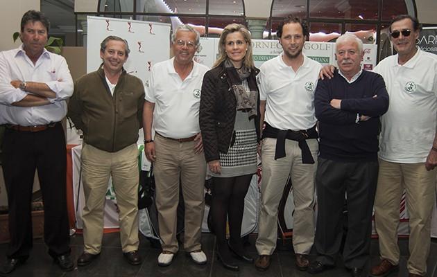 El Club Zaudín acoge el I Torneo Benéfico de Golf a beneficio del Centro de Apoyo Infantil Esperanza de Triana