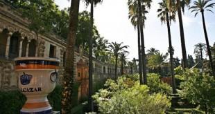 Los jardines del Real Alcázar acogerán el evento Foto: Raúl Doblado