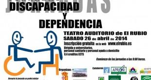 Jornadas de discapacidad y dependencia en El Rubio