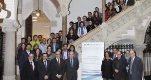 Los participantes en el acto celebrado en Barcelona / Obra Social La Caixa