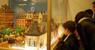 Exposición de Playmobil en Dos Hermanas / L.M.