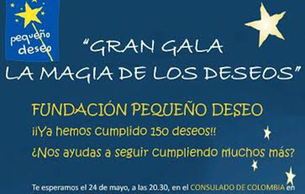 Gran Gala La Magia de los Deseos