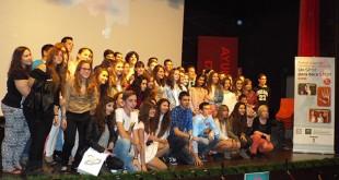 Solidaridad en el Festival «Gines en Corto»io