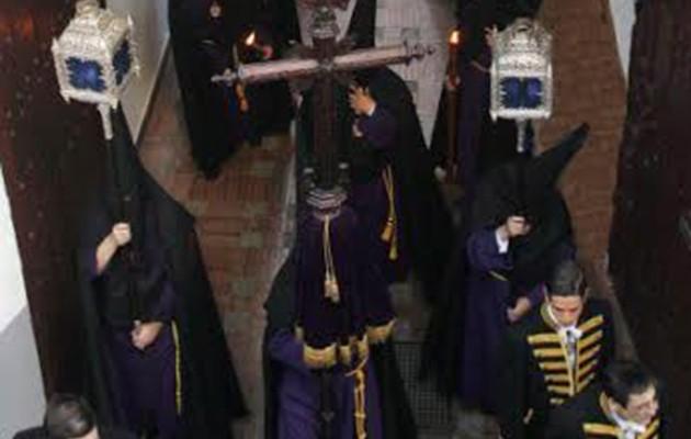Primer Tramo de la Sagrada Mortaja