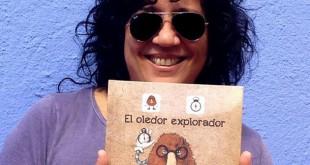Rosana y con el cuento «El Oledor Explorador» / aprendices Visuales