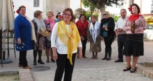 Cruces de Mayo de Lebrija