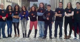 Miembros de la asociación Derecho en Acción