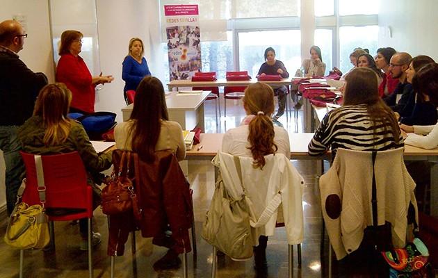 Cursos de Fundomar dentro del Proyecto Redes Sevilla