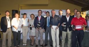 Proyecto Hombre celebra el I Torneo Benéfico en el Real Club de Golf de Sevilla