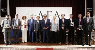 Galardonados en los Premios AFA 2014 / AFA