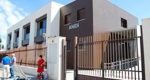 Nuevo complejo de Anidi donde se desarrollará el campus / L.M.