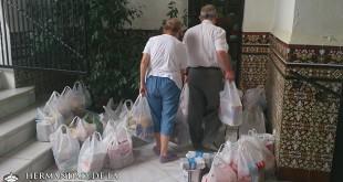 Donantes de Alimentos de la Hermandad de la Soledad