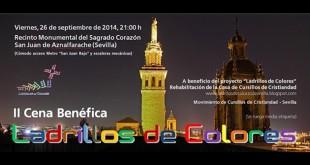 II Cena benéfica Ladrillos De Colores