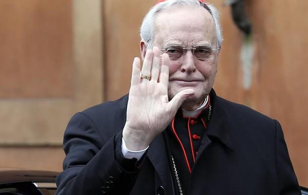 El cardenal de Sevilla, Carlos Amigo Vallejo / Reuters
