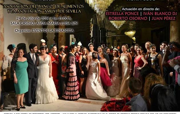 Desfile de moda benéfico en la Sala Casino