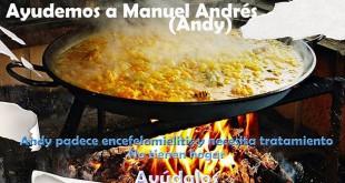 Paella solidaria de Amigos Solidarios de Sevilla