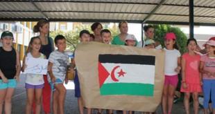 Los niños saharauis ya están en La Rinconada