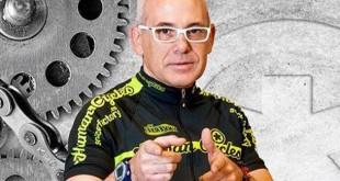 Joaquín Ceballos recorrerá más de 1.000 kilómetros hasta Santiago de Compostela